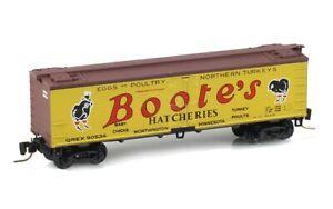 Micro-Trains Z 40' wood reefer  MTL51800150