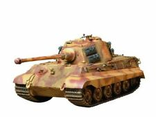 "porsche prototype turret. revell /"" tiger II Ausf.B /"" 1//72. niv4"