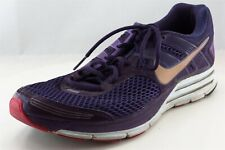 Nike Structure 16  Running Shoes Purple Fabric Women9Medium (B, M)