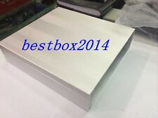 New Diy Aluminum Project Box Enclosure Electronic Case for Pcb 200x178x50mm