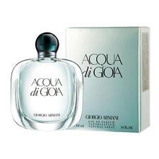 ACQUA DI GIOIA by Giorgio Armani 3.4 oz 100 ml EDP SPRAY Women NEW IN BOX SEALED