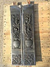 Britannia acquisitions en fonte Combinaison cheminée tile carrelage Rack plaques