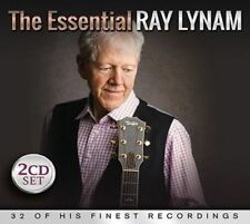 Ray Lynam - The Essential (32 Of His Finest Recordings) | NEW & SEALED 2 CD SET