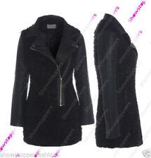 Autres manteaux noire en fourrure pour femme