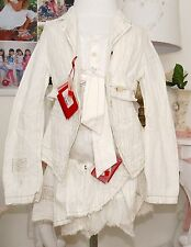 MARITHE et FRANCOIS GIRBAUD Girls Jacket size 10 years new with tags