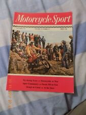 motorcycle sport/oct 1975/the japton/ducati 350 mk3/motorcycles at war
