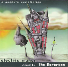 Various - The Baroness – Electric Manor - a sunburn compilation - new / Mix CD