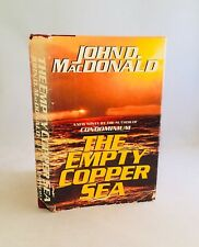 The Empty Copper Sea-John D. MacDonald-SIGNED!-TRUE First/1st U.S. Edition-RARE!