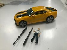 TRANSFORMERS HUMAN ALLIANCE BUMBLEBEE SAM Hunt for the Decepticons Hftd Complete