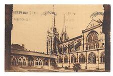 bayonne , cloitre et flèches de la cathédrale