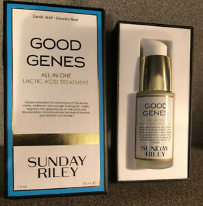 Sunday Riley Good Genes All-In-One Lactic Acid Treatment  1.0 fl oz NEW