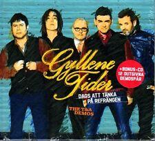 2 CD DELUXE Gyllene Tider Dags att tänka på pa refrängen, Per Gessle, Roxette