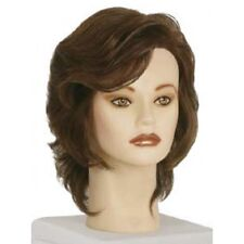 "CLIC COSMETOLOGY SCHOOL MANNEQUIN HEAD ""TIFFANY "" 100% HUMAN HAIR"