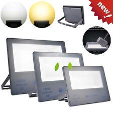 LED Flutlicht Fluter Strahler 50W 100W 200W 300W Scheinwerfer Außenleuchte IP67