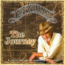 Williams, Don : The Journey CD