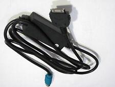 ALPINE CDA-9857 iPOD iPHONE ADAPTER CABLE 5V NEW B