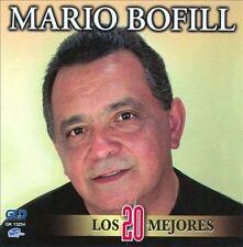 Los  20 Mejores by Mario Bofill (CD, May-2010, Distribuidora Belgrano Norte)