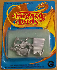 Grenadier Fantasy Lords - 019 Knight Command Group (Sealed, Near Mint)