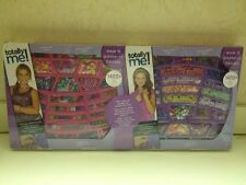 Totally Me! Alphabet Bead Bundle Kit - 2 Sets of Beads - Brand New In Box