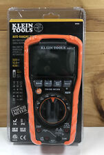 Klein Tools Mm600 1000v Auto Ranging Digital Multimeter New Upc0228