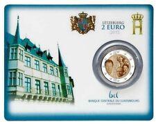 """Coincard Luxembourg 2015, """"125ème  Anniversaire de la Dynastie""""."""