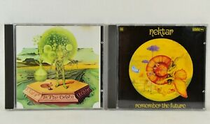 NEKTAR - A Tab In The Ocean / Remember The Future - 2 * CD Bellaphon