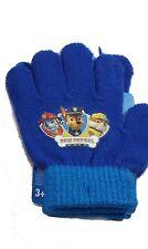 Set gants PAT PATROUILLE Paw Patrol, bleu n°3.