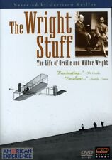 The Wright Stuff: The Wright Brothers and the Invention of the Airplane [New DVD