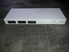 3Com 2824 (3C16479) 24 Port Gigabit Switch. Tested, good condition.With brackets