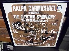 Ralph Carmichael The Electric Symphony Moog LP VG+ Light Top Hit My Little World