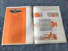 1964 MG Vespa Gt Coupe Project Auto Vintage Articolo