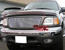 Fits 1999-2003 Ford F-150/Lightning/Harley Davidson Billet Grill