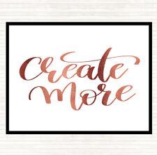 Cotización de oro rosa crear más Ratón Mat Pad