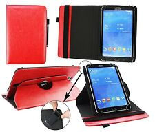 "PU Leather Flip Case Cover Rotating Stand Wallet for 9"" - 10"" Tablet & Stylus"