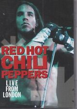 Red Hot Chili Peppers-Live From London music DVD