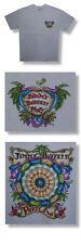 Jimmy Buffett- New 2006 Party Natural T Shirt- Small Free Shipping To U.S.!