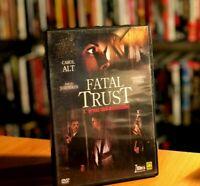 FATAL TRUST - L'ARMA DELL'ASSASSINO Nella Mente di Kate (2006) DVD EX NOLEGGIO