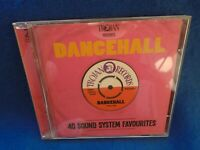 TROJAN PRESENTS DANCEHALL, 40 SOUND SYSTEM FAVOURITES 2011 DOUBLE CD, VARIOUS