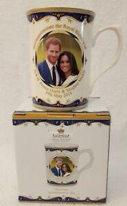 Royal Heritage H.R.H Harry and Meghan Markle Wedding Commemorative Mug,