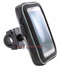 Motorcycle Handlebar Mount & Water Resistant Case iPhone 5 5c 5s 6  ARKSMWPCS532