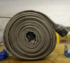 """50' 2.5"""" Fire Hose Red Head NST Used"""