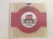 Elvis Presley's Birthday Jan 8 1993 29c Stamp-First Day Issue 45-rpm Program FDC