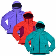 The North Face Womens Jacket Hooded Insulated Zip Coat Water Resistant M Xl New
