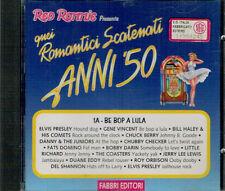 1/126 CD Red Ronnie quei Romantici Scatenati anni 50 1A - BE BOP A LULA