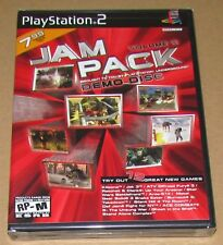 Jampack Demo Disc Vol. 11 (Sony PlayStation 2) Brand New / Fast Shipping
