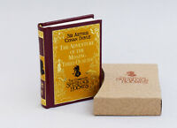 MINIATURE BOOK  Sherlock Holmes The Adventure of the Missing Three-Quarter(SH35)