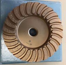 "4"" Coarse Turbo Diamond Cup Wheel"