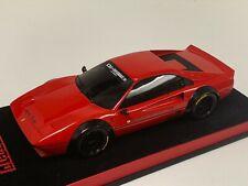 1/18 GT Spirit Ferrari 308  Liberty walk in Roosa Corsa Red   GT270 Customized