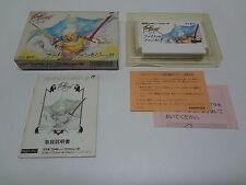 Final Fantasy III Nintendo Famicom Japan