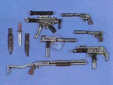 Verlinden 120mm 1/16 Special Forces Small Arms (Suppressed Pistols SMG etc.) 623